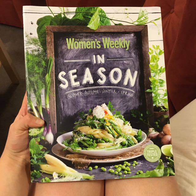 Women's Weekly Seasonal Cookbook