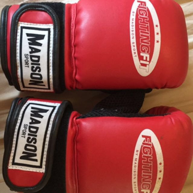 XS Madison Sport Boxing gloves