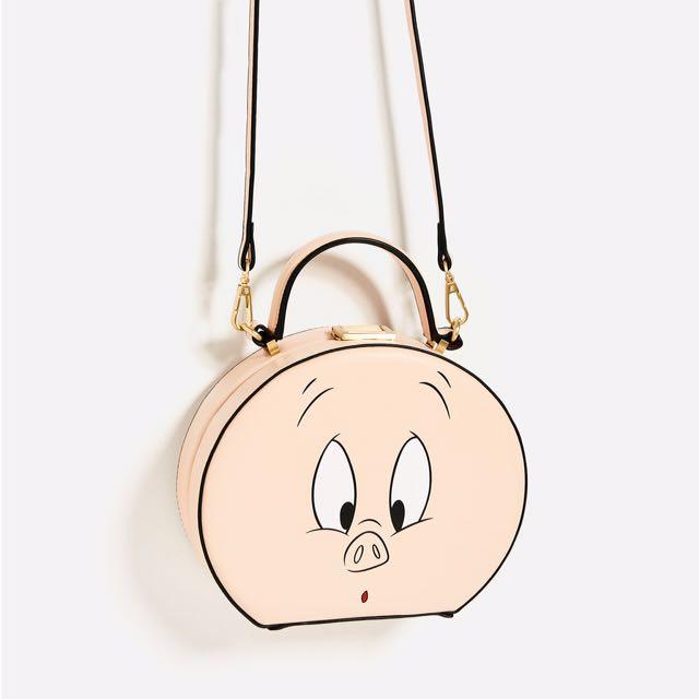 Zara Looney Tune Bag