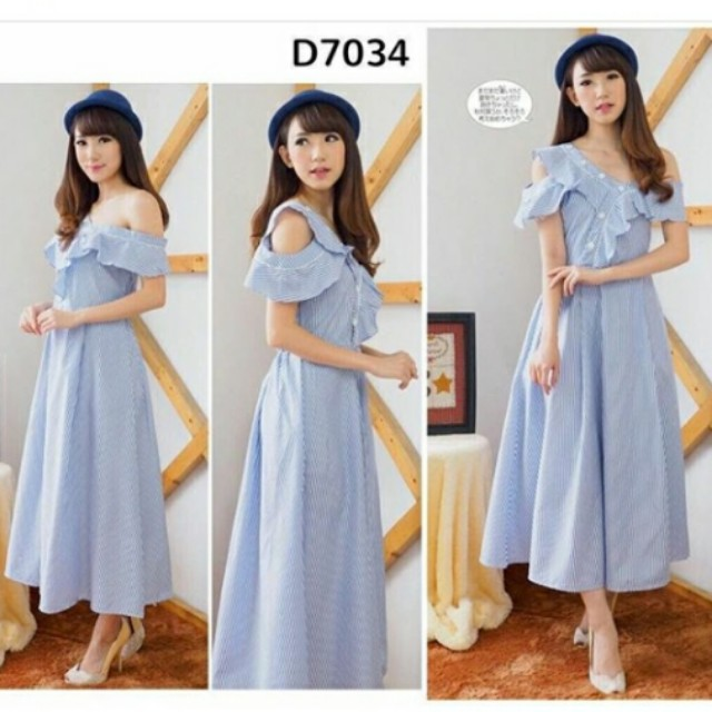 Zara salur dress
