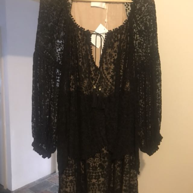 Zimmermann Gossamer Mini dress
