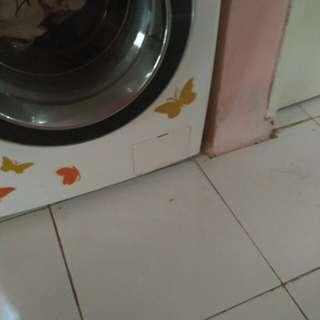 Mesin cuci samsung tabung depan 7kg