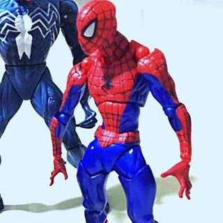 Spiderman 、Venom、 Anti-Venom & Carnage