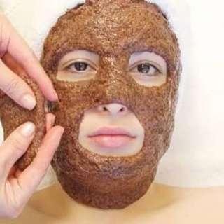 Seaweed Collagen Mask (peel off mask)