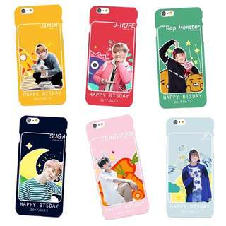 BTS IPHONE & OPPO PHONE CASE