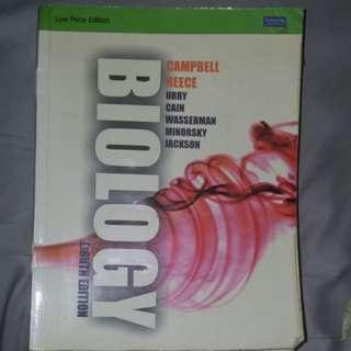 Biology 8th Ed LPE (Pearson)