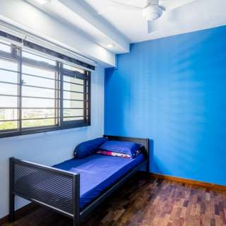 Common room for rental at West Area