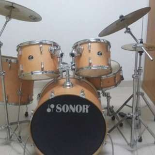 Drum Sonor Force 1007