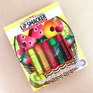 Lip Smacker Fresh and Fruity Collection