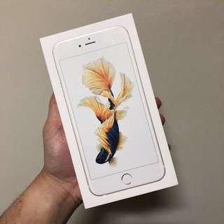 iPhone 6s Plus, Gold, 64GB
