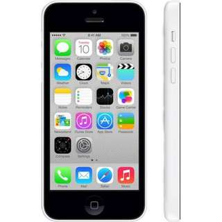 Refurbished Apple iPhone 5C 32GB Unlocked in White