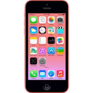 Apple Refurbished iPhone 5C in Pink 16GB