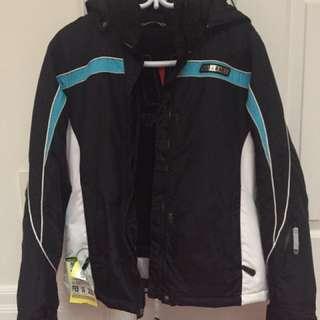 Womens winter ski snowboard jacket