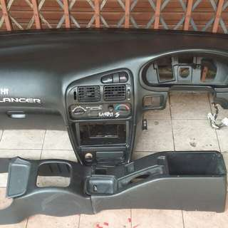 Dashboard evo
