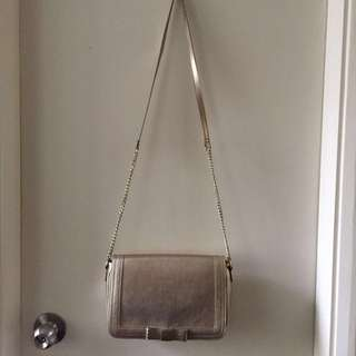 Forever 21 Chain Bag Rose gold