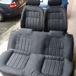 Seat L700 Gino Minilite Leather suitable for Kelisa
