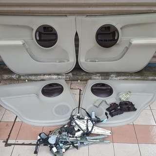 Doortrim Passo Hana complete powerwindow foR MYVI LAGI BEST/ICON/ADVANCE