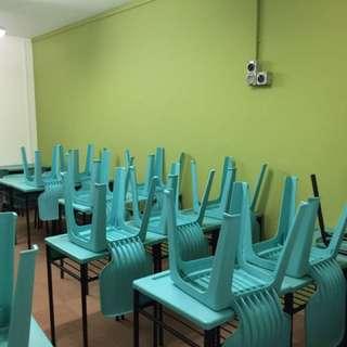 Function /Class Room rental for Enrichment Courses / Classes