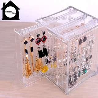 Jewellery Jewelry Accessory Accessories Rings Bracelets Earrings Organizers Organisers Storage Box