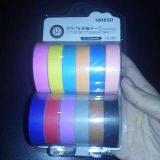 Miniso Paper Tape