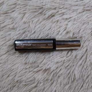 maybelline brow precise fiber volumizer (soft brown)