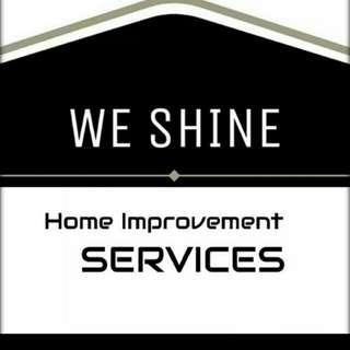 We Shine Home Improvement Services