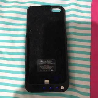 iPhone 5/5s case charder