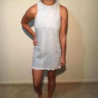 NEUW Branded Denim Dress
