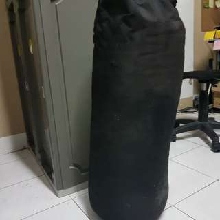 Punching bag kiddie size