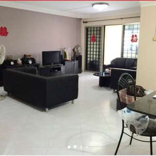 Rare Executive Apartment (EA) Huge Master Bedroom & Common Bedrooms For rent for the FIRST TIME!