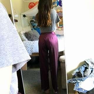 COMfy af retro pants
