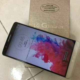 LG G3 D858hk Dual sim
