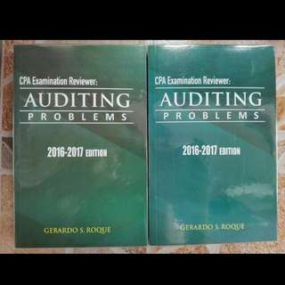 Auditing Problems