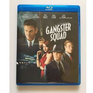 Gangster Squad Blu Ray