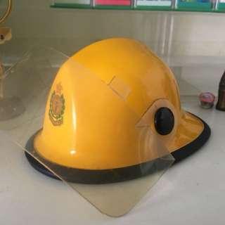 香港消防員頭盔迷你纪念品
