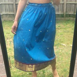 Authentic Indian style skirt
