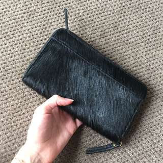 BRAND NEW STATUS ANXIETY WALLET