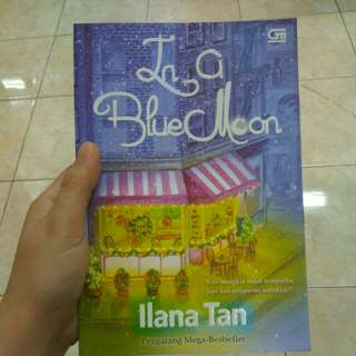 In A Bluemoon - Ilana Tan