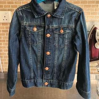 Denim Jacket H&M for boys size 7-8 yrs old