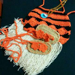 Moana Costume for Babies