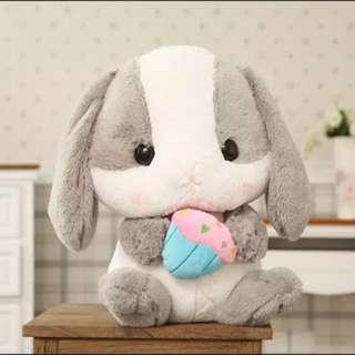 Rabbit Soft Toy (40cm)