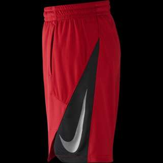 "Brand new Nike Hyperelite Shorts ""Red"" Size L"