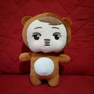 Kai Bear Doll / Gominie Kai Doll
