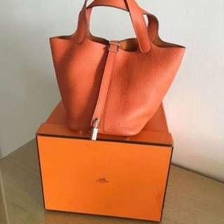 Hermes picotin bag 18 size kelly bikini