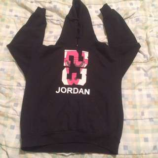 23 Jordan sweater