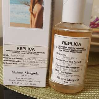 Replica by MAISON MARGIELA /beach walk