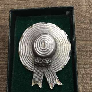 Vintage Hat Collectibles Pin