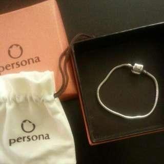 Brand New. Persona Bracelet And Pandora Dog Charm.