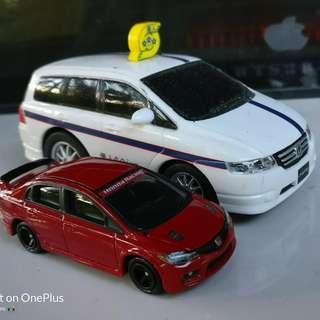 Pullback Honda Odc