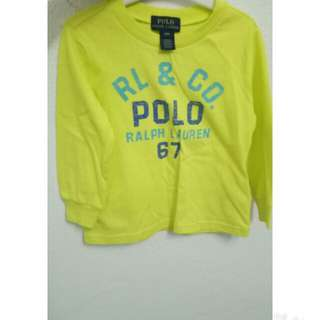 Polo RL authentic